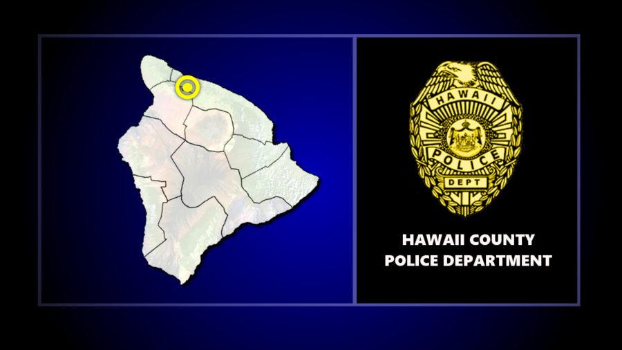 Crash Closes Highway 19 Between Honokaʻa, Waimea On Monday Morning