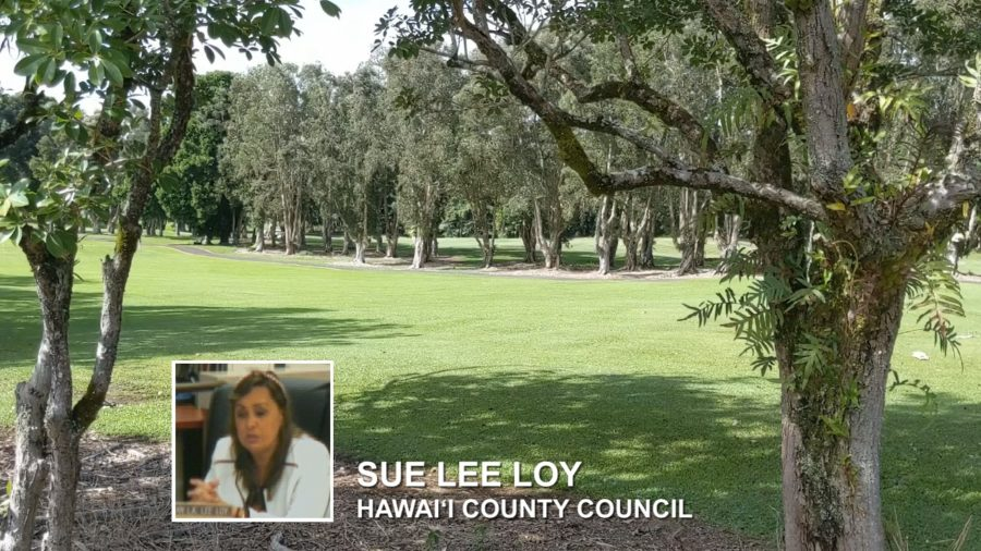 VIDEO: Hilo Golf Course Worries Over End To County Herbicide Use