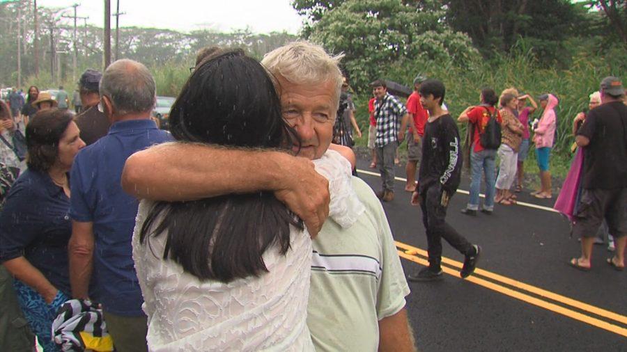 VIDEO: Puna Celebrates Opening Of Highway 132, Reborn From Lava Flow