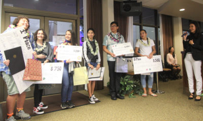 Puna Student Art Contest Winners Announced