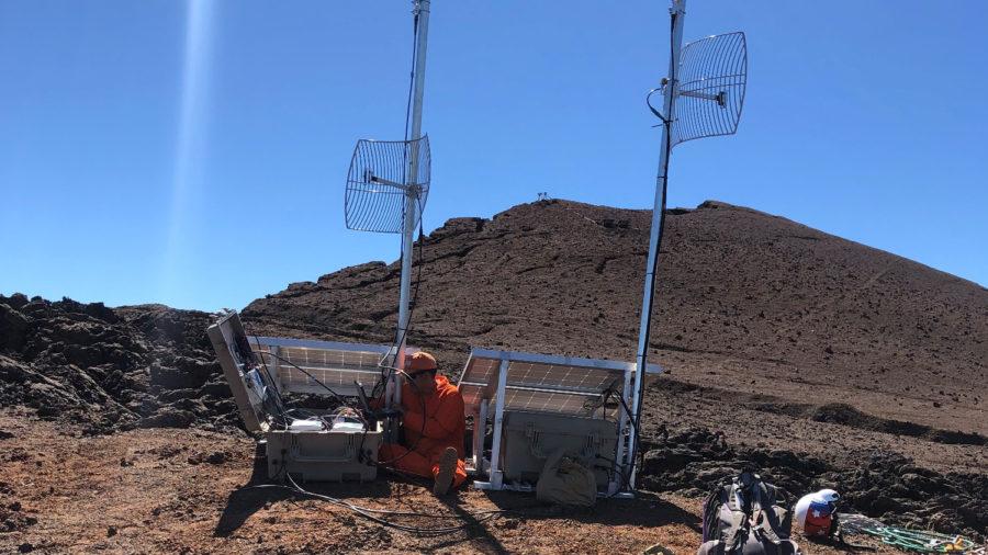 Kilauea, Mauna Loa Updates Posted By Hawaiian Volcano Observatory