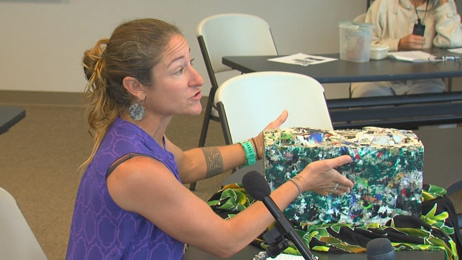 VIDEO: A Potential Solution To Plastic Problem Presented