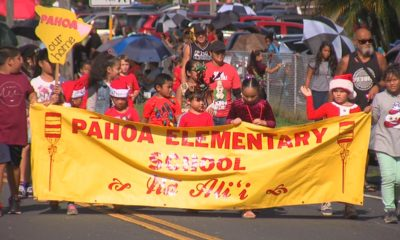 VIDEO: 26th Annual Holiday Parade Held In Pahoa