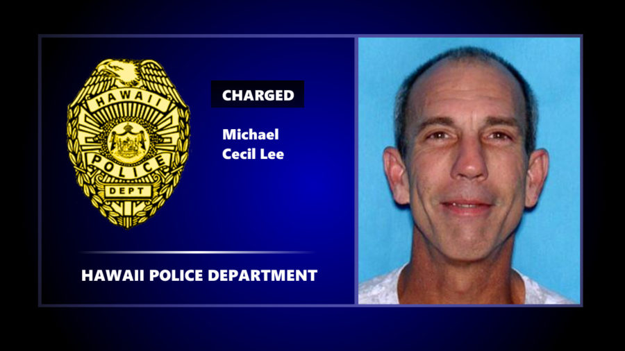 Puna Murder Suspect Arrested At Pahoa Parade, Charged