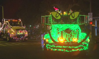VIDEO: 59th Annual Waimea Christmas Twilight Parade