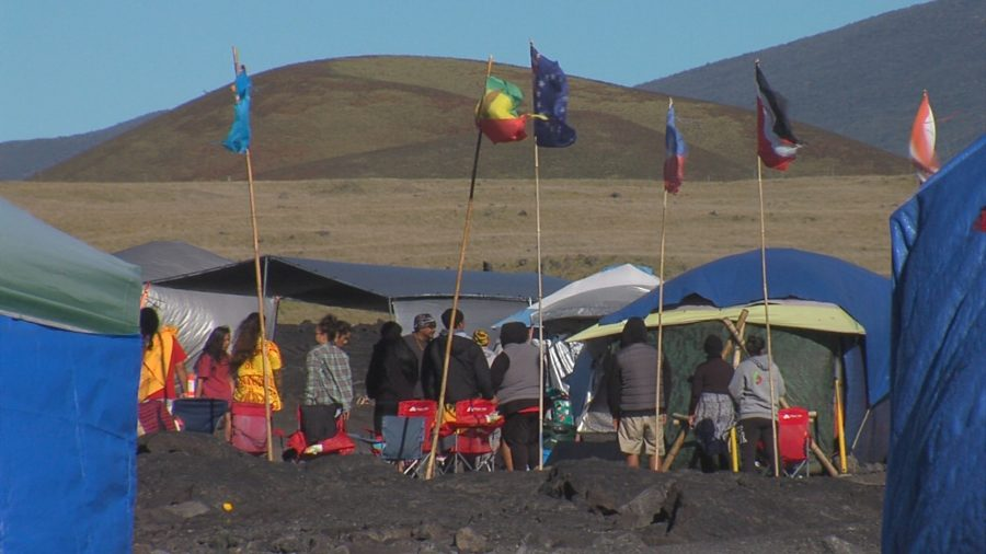 "Mauna Kea: Attorneys Plan To Argue State Engaging In ""War Crimes"""