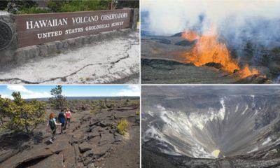 Volcano Awareness Month Programs Set For January 2020