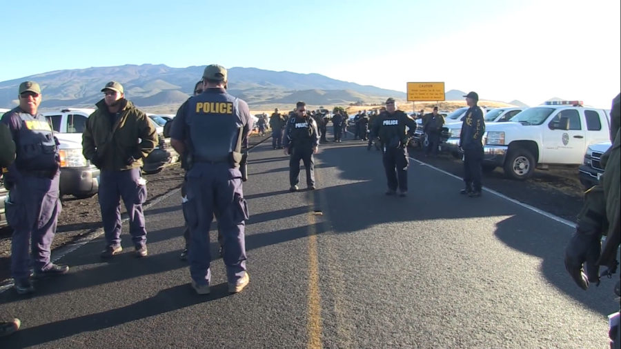 Law Enforcement To Stand Down On Mauna Kea