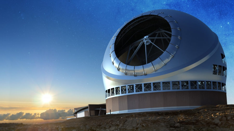 TMT Issues Statement On Mauna Kea Stand Down