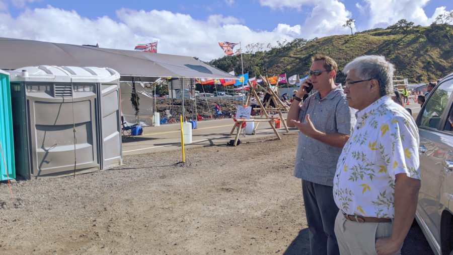 Mayor Says Mauna Kea Access Road Agreement Reached