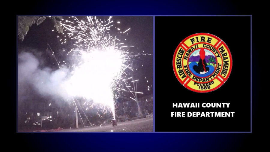 Fire Department Issues Warning On Illegal Fireworks