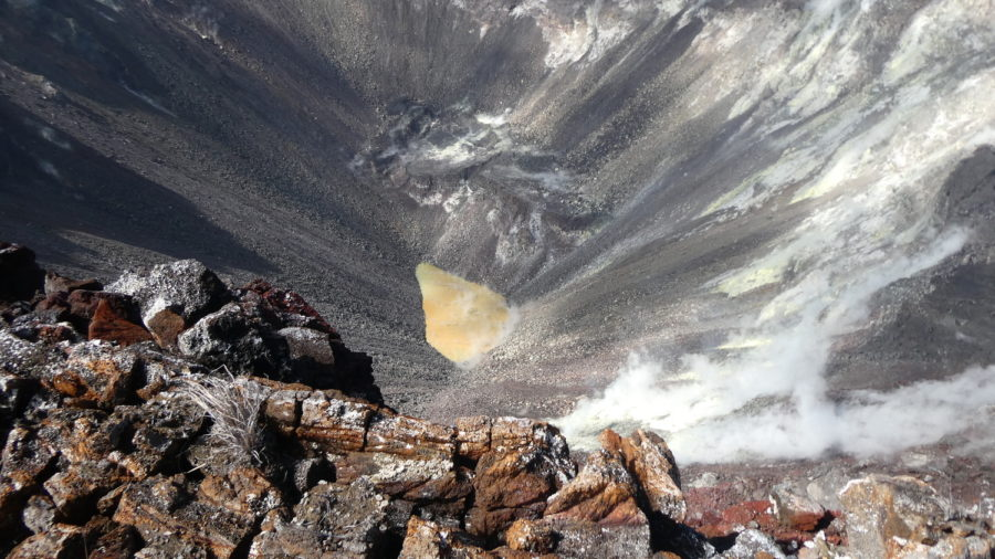 VOLCANO WATCH: Scientists Look To Hawaiian Chants For Crater Lake Clues