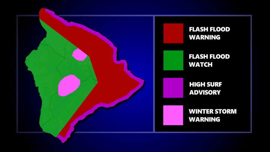 Flash Flood Warning Issued, Rivers Rising Further