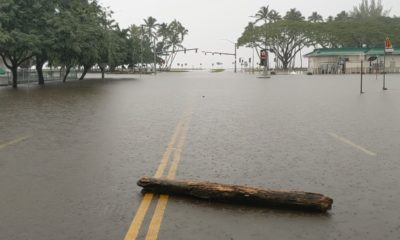 All Main Highways Open Monday, Hilo Bayfront Closed