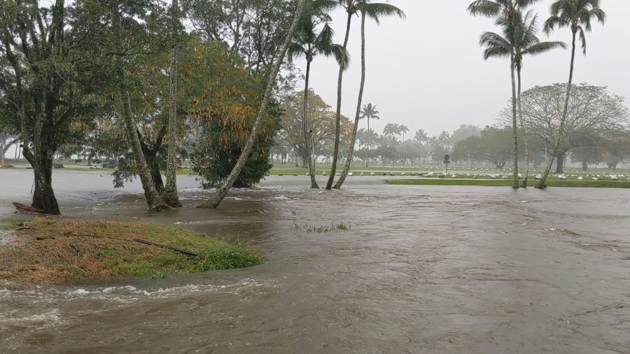 Weekend Storm Was Largest Rain Event Since Hurricane Lane