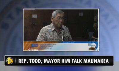 VIDEO: Maunakea Unrest Discussed At Legislature Opening Day