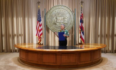 TODAY: Governor David Ige Delivers State Of The State