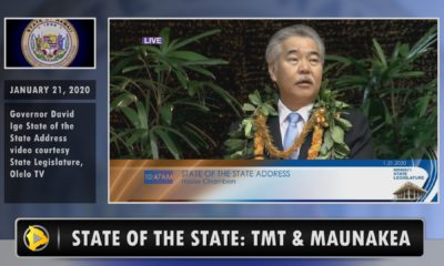 VIDEO: Governor Remarks On TMT Situation During State Address