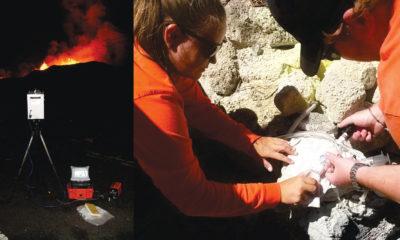 VOLCANO WATCH: Gas Geochemistry Work Stinks