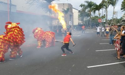 VIDEO: Chinese New Year Celebrated In Hilo
