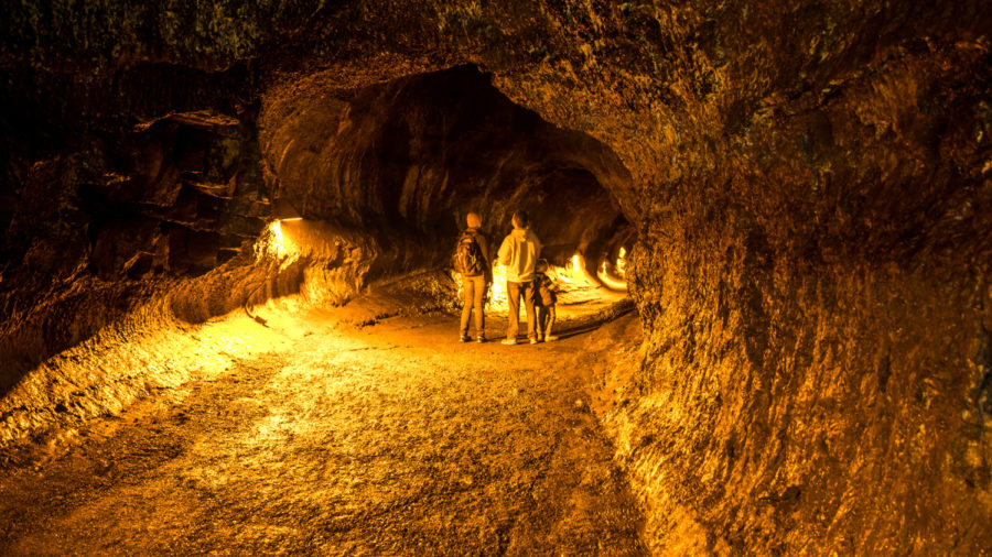 National Park Works To Reopen Popular Lava Tube