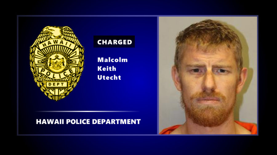 30 Year Old Man Charged In Puna Murder