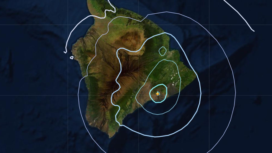 4.2 Earthquake On Kilauea Felt Across Hawaii Island