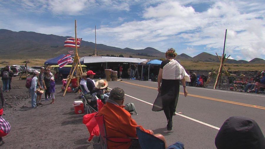 Breach Of Trust Lawsuit Filed Over Mauna Kea Access Road