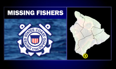Coast Guard Ends Search For Missing Kaʻū Fishermen