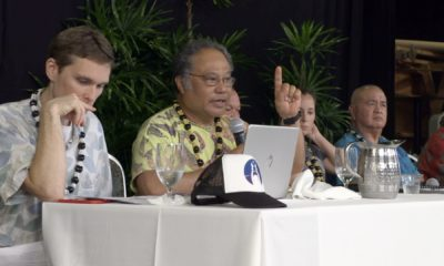 VIDEO: Thirty Meter Telescope Supporters Hold Panel Discussion