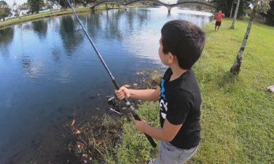 VIDEO: Hilo Fishing Contest Targets Invasive Tilapia