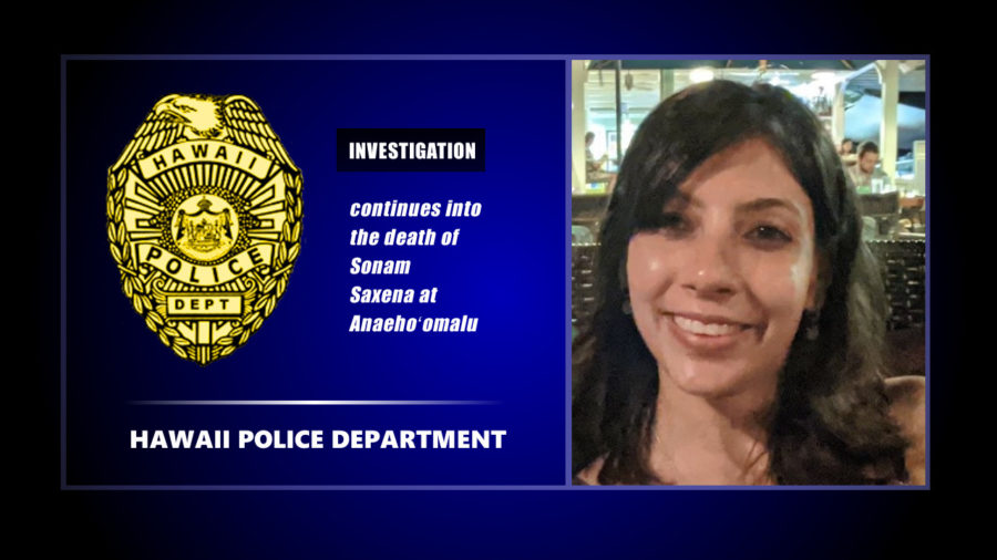 Police Release Husband Of Woman Found Dead Near Anaehoomalu Bay