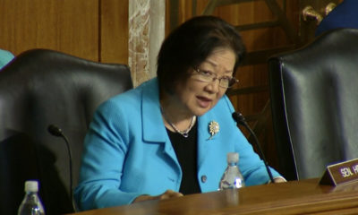VIDEO: Senator Questions USDA Forest Service Chief On Biocontrol, ROD