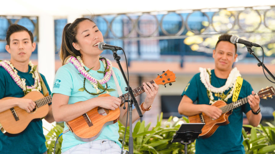 Bring Your Own To The  Great Waikoloa 'Ukulele Festival Saturday
