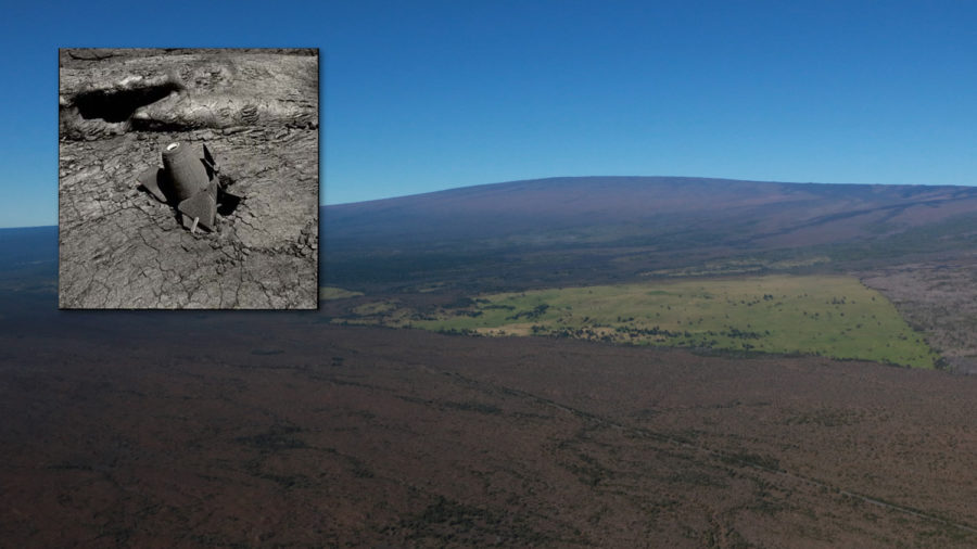 VOLCANO WATCH: Old Bombs Found On Mauna Loa, Part 1
