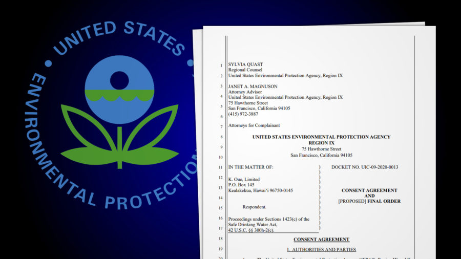 EPA Takes Action On 12 Big Island Cesspools