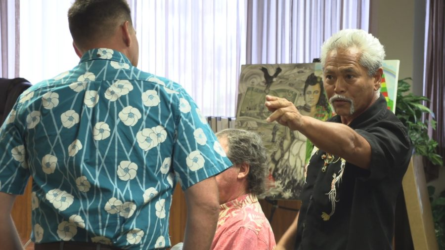 VIDEO: Outburst Disrupts Council Hearing On Kohala Shoreline