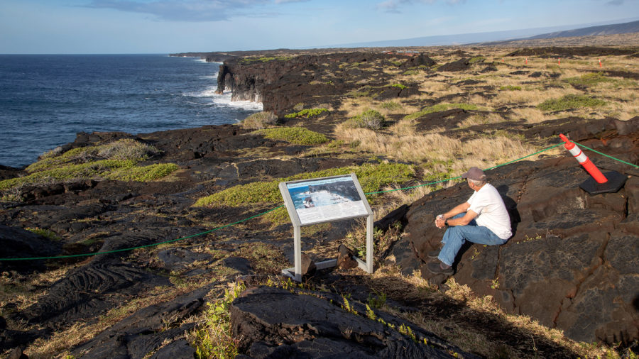 New Hōlei Sea Arch Viewing Area Opens In HVNP