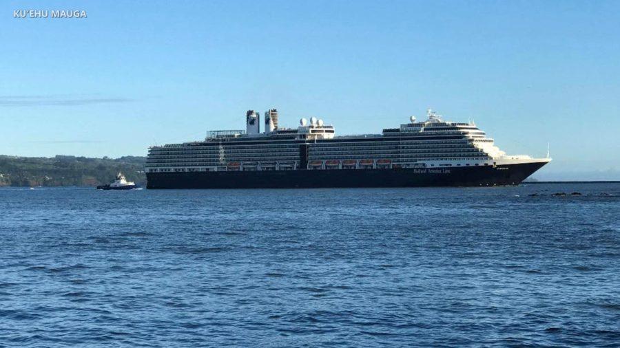 VIDEO: Will Hawaii Turn Cruise Ships Away?