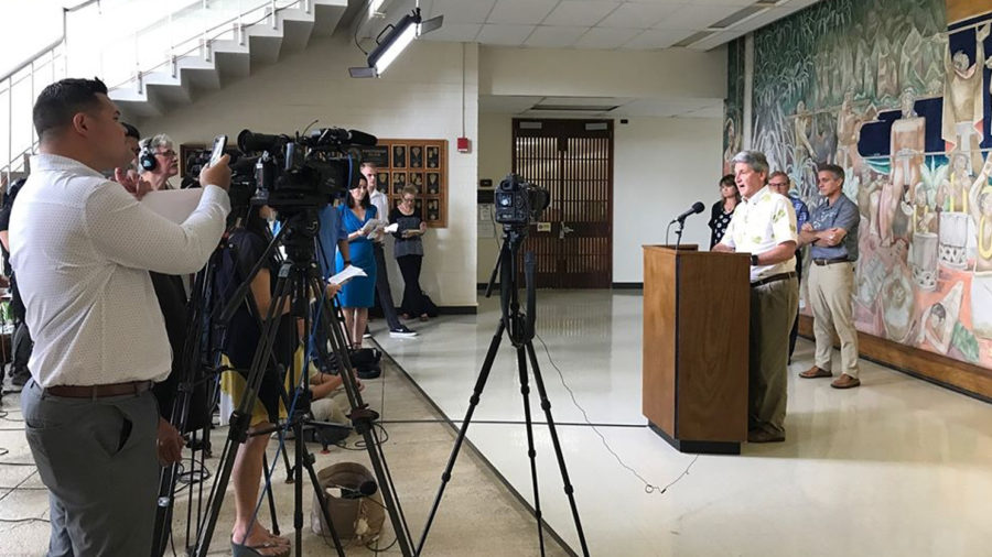 University of Hawaii Adjusts To Pandemic, Events Suspended