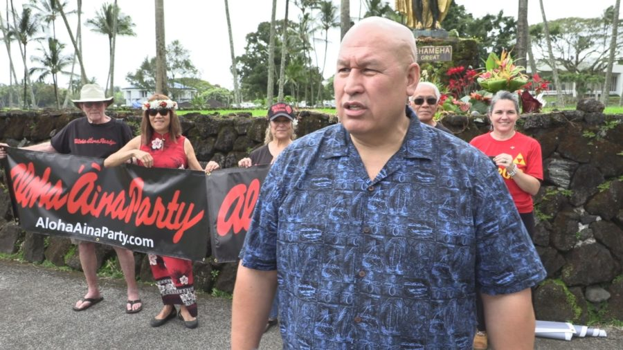 VIDEO: Aloha ʻĀina Party Now Official In Hawaii