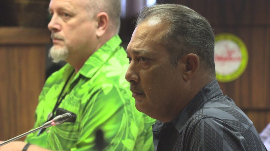 VIDEO: Canda Says State Made Mockery Of Rule Of Law On Maunakea