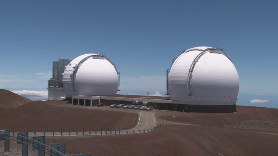 Mauna Kea Operations Adjust To COVID-19