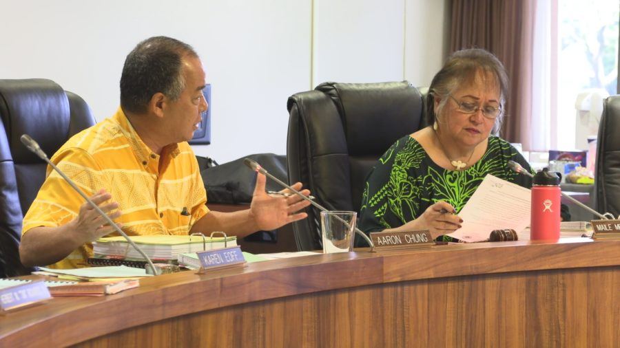 VIDEO: Hawaii County Council Advances $103 Million Bond