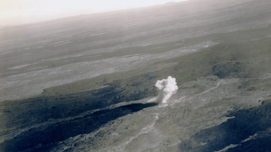 VOLCANO WATCH: Old Bombs Found On Mauna Loa, Part 2