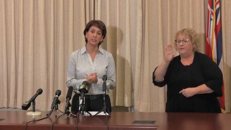 VIDEO: Hawaii DOE Details School Closures, Student Meals