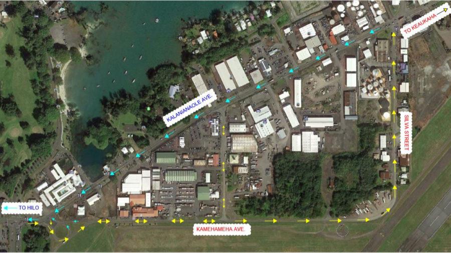 One-way Traffic Pattern On Kalanianaole Postponed
