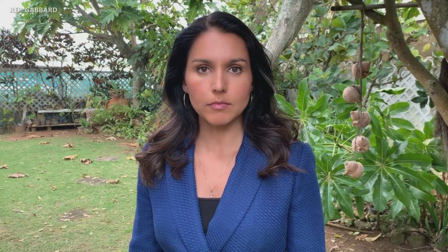 VIDEO: Rep. Gabbard Calls For 14-Day Self-Quarantine Of Travelers To Hawaii