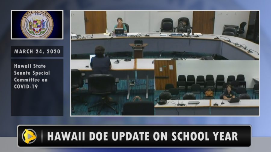 VIDEO: Hawaii Schools To Stay Closed Until April 30, At Least