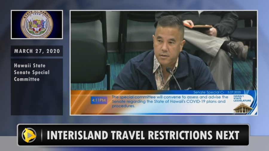 VIDEO: Hawaii Interisland Travel Restrictions Next